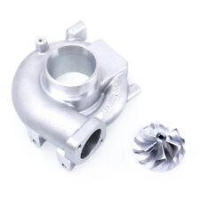 TRITDT Turbo Upgrade Kit for Mitsubishi 4G63T EVO 4-8 20 Cover & Billet Wheel