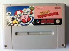 Kirby's Dream Course SNES Super Nintendo S166G1