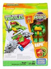 Mega Bloks DMW39 - Teenage Mutant Ninja Turtles Raph Skateboard