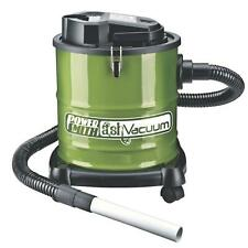 Ash Vacuum Quiet Cleans Warm Cool Wood Ashes Clog Resistant 3 Gallon Canister