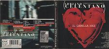ADRIANO CELENTANO CD L CUORE LA VOCE 1A edizione digipack 2001 S4 MADE in ITALY