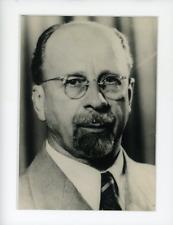 Walter Ernst Paul Ulbricht, homme politique communiste allemand Vintage silver P