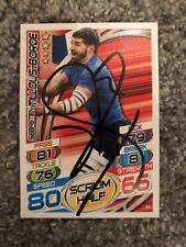 Signed Sebastien Tillous-Borde France Rugby Attax 2015 Card
