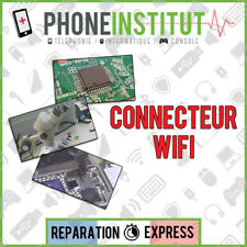 Reparation carte mere iphone 4 connecteur wifi