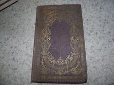 1862.Impressions d'un pélerin en Terre Sainte.Jérusalem.Abbé Becq