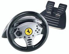 Thrustmaster FFB Racing GT Ferrari Wheel AN. USB Lenkrad WIE NEU OVP