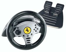 Thrustmaster ffb racing GT ferrari Wheel a. USB volante como nuevo embalaje original