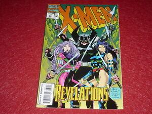 [BD COMICS MARVEL USA] X-MEN (vol.2) # 31 - 1994