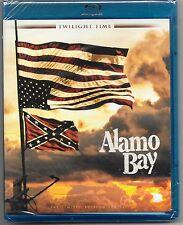 Alamo Bay Blu-ray (Ed Harris) (Twilight Time Ltd Ed) New All Regions Free Post