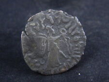 Ancient Copper Coin Bactrian 100 BC  #GL1545