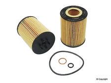 Hengst Engine Oil Filter & 9-Quarts Genuine BMW High Performance Motor Oil Kit