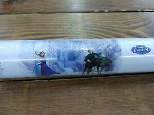 Wall Mural Wallpaper Strippable Disney Frozen Chair Rail Pre Pasted 72 x 126 In