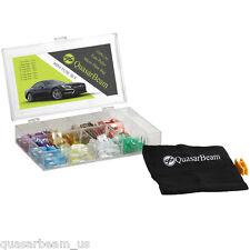 APM ATM MINI Car Fuse Motorcycle SUV Truck Auto Blade Kit Set 120 pcs Assortment
