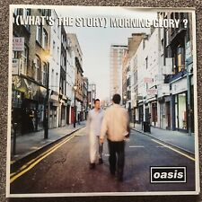 OASIS WHAT'S THE STORY (MORNING GLORY?) 1995 UK 2LP VINYL CREATION  1st PRESS