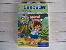 Go Diego Go Animal Rescuer (Leapster 2, 2007) Complete