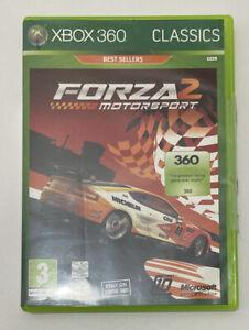 Forza Motorsport 2 (Microsoft Xbox 360, 2007) - PAL - Classics