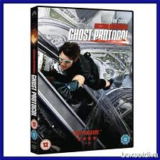 MISSION IMPOSSIBLE: GHOST PROTOCOL [2012]  *BRAND NEW DVD*