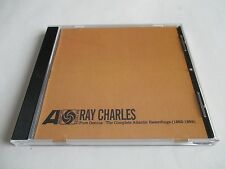RAY CHARLES PURE GENIUS CD Sampler from The Complete Recordings 1952-1959BOX NEW