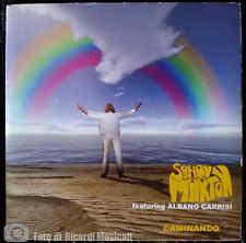 SANDY MARTON Feat Albano Carrisi - CAMINANDO Anno 2006 CDS PROMO