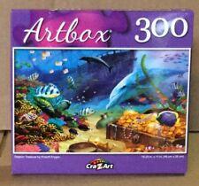 Artbox Dolpin Treasure Jigsaw Puzzle  NEW