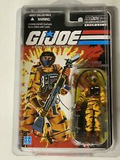 GI JOE COLLECTOR'S CLUB EXCLUSIVE 2.0 TIGER FORCE RADIATION TROOPER AIRTIGHT