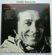 AL MARTINO - Love Songs - Excellent Condition LP Record MFP 4156421