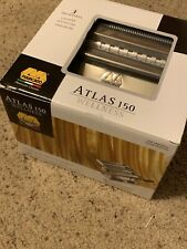 MARCATO ATLAS 150 ITALIAN PASTA MAKER Roller Stainless Steel  NEW IN BOX