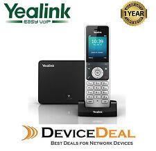 Yealink W56P Wireless IP-DECT Phone Base Station +1 Handset (New of W52P)
