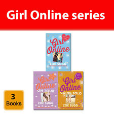 Girl Online series 3 books collection set by Zoe Sugg pack Going Solo, On Tour