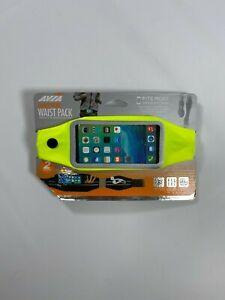 Avia Running/Walking/Biking/Jogging Smart Phone Reflective Waist Pack NEW! NWT