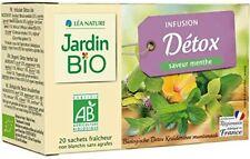 Jardin Bio - Infusion Détox Bouleau-Lot De 4