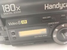 Sony Ccd-Tr416 Hi8 8mm Video8 camera Camcorder Vcr Player Video Transfer