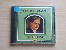 JOHN MCCORMACK - IRISH SONG - CD SIGILLATO (SEALED)