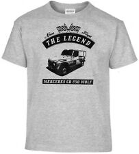 T-Shirt, Mercedes GD 250 Wolf, Auto,Oldtimer,Youngtimer