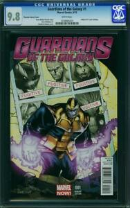 Guardians of the Galaxy #1 Phantom Variant CGC 9.8 Near Mint / Mint WoW @@ WoW