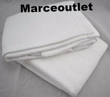 Matouk Castela 100% Cotton Standard Pillow Sham White