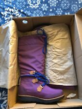 Sorel 88 High Boot Gloxinia women  sz 5
