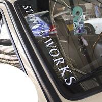 Stance Works ✔ XXL ✔ Auto Aufkleber ✔ Frontscheibenaufkleber ✔ Sticker ✔ illest