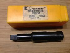 """New listing Kennametal Fte025P468 Tapping Chuck Holder Straight Shank For 1/4"""" Pipe Tap"""