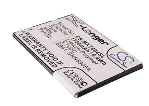 UK Battery for Motorola Droid 4 P893 EB41 SNN5905 3.7V RoHS