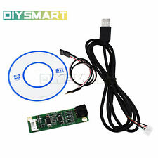 4 Wire Resistive USB Touchscreen Controller LCD Touch Screen Panel Driver kit