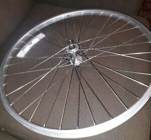 ARAYA 26x1.50 HE Front Wheel RIM MTB  W/Shimano Hub