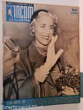 LA SETTIMANA INCOM ILLUSTRATA 2 maggio 1953 Clara Boothe Luce Bandito Giuliano e