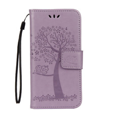 Case for Hawei P Smart/Huawei Enjoy 7S, Wallet with Silicon TPU Backcover, Premi