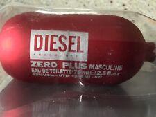 Diesel Zero Plus Masculine 75 ml Eau de Toilette Spray