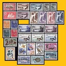 LOT 30 SAINT PIERRE & MIQUELON DE 1932 A 1972 NEUFS **