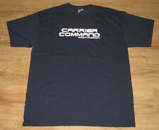 Carrier Command : Gaea Mission T-Shirt Gamescom very Rare size L