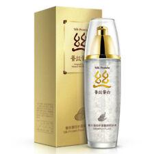 Facial Silk Protein Essence Skin Toner Serum Soothe Moist Brighten Skin care