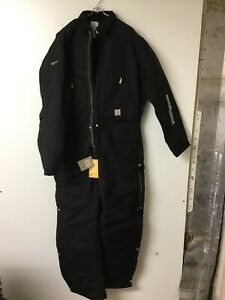 Carhartt Yukon Extreme Cold Weather Coveralls 38 R Insulated Coveralls NWT
