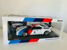 BMW M1 PROCAR HERITAGE RACING COLLECTION 1/18 MINICHAMPS